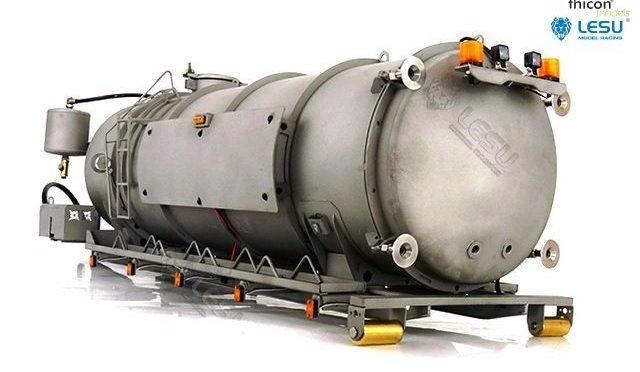 1:14 Vakuum-Tankaufbau für Abroller – thicon-models