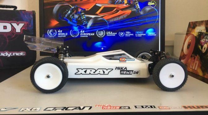 Bereit zum Racing – Xray XB4`21 von Victor Gabriel