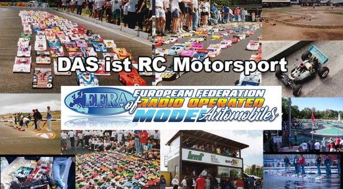 RC Motorsport in Europa – Die Zukunft hat begonnen – Gemeinsam in eine neue Ära