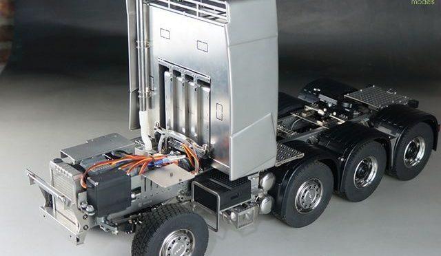 Thicon-Models – 1:14 8×8 Schwerlast SLT für VOLVO Fahrerhaus ScaleClub