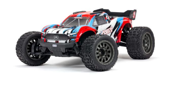 ARRMA® VORTEKS 4X4 3S BLX 1/10 – Stadium Truck