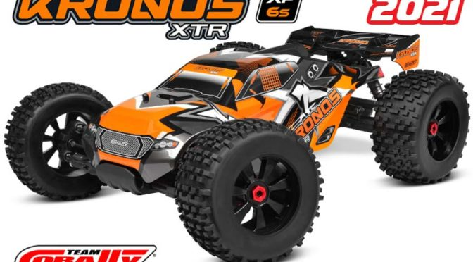 Kronos XTR Rolling Chassis – Im Handel