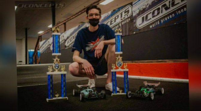 Doppelsieg für Broc Champlin bei den JConcepts NCTS3