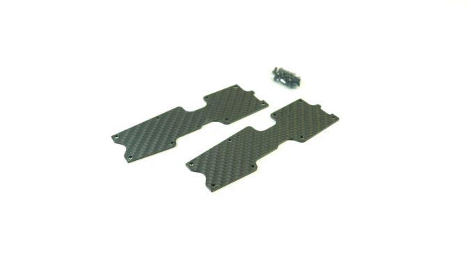 Querlenkereinsätze aus Kohlefaser für die S35-T Serie