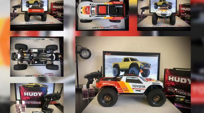 Traxxas TRX-4 Sport Crawler – Auf Leichtgewicht getrimmt