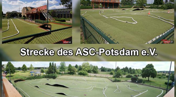Die Strecke des ASC-Potsdam e.V.