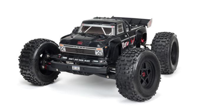 ARRMA® OUTCAST™ 1/8 6S BLX  Extreme Bash Stunt Truck 4WD RTR