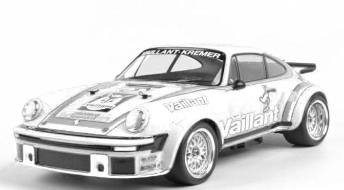 """Porsche 934 RSR als """"Vaillant"""" Version in weiß!"""