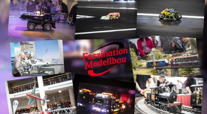 Faszination Modellbau 2021 in Friedrichshafen – Save the date