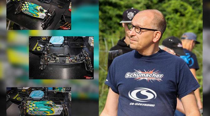 Chassisfokus Schumacher Cougar LD2 – Norbert Baumann