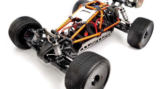 Hobao Hyper Cage Buggy Elektro 1/8
