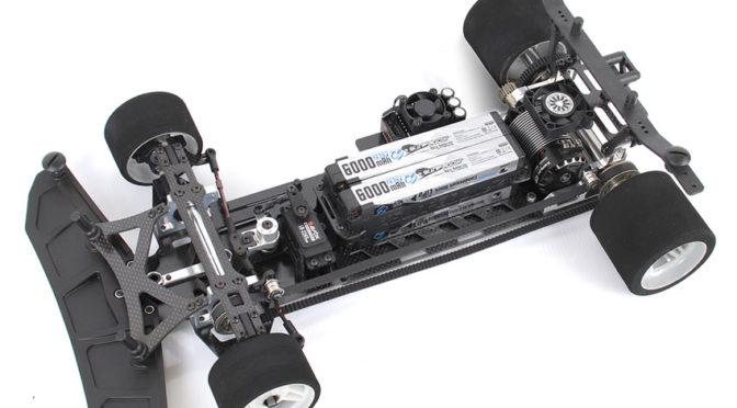 ARC R8S-21 1/8 Elektro Onroad Pan Car