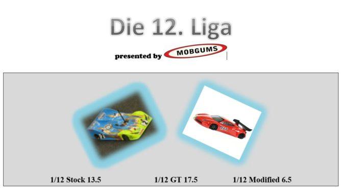 Die 12.Liga presented by Mobgums