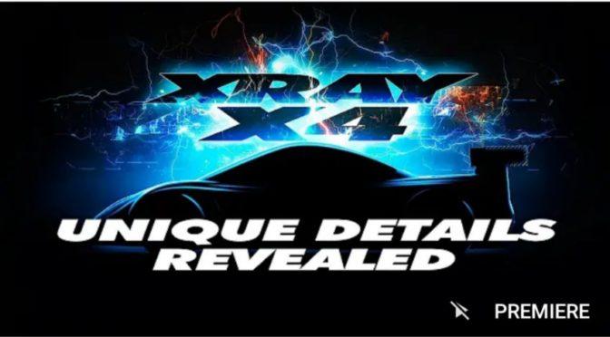 Neues zum Xray X4!