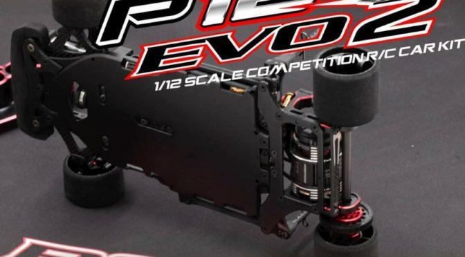 Der P12 EVO2 kommt!