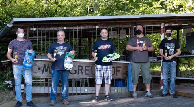 Tonisport Onroad Series zu Gast beim RC-MSC Greuthof