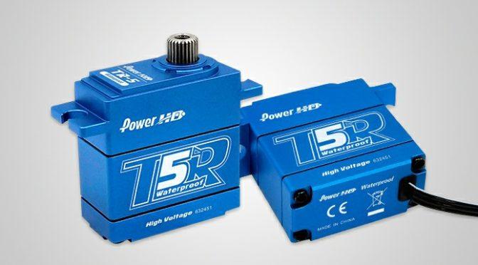 Power HD – TR-5 Mini Servo