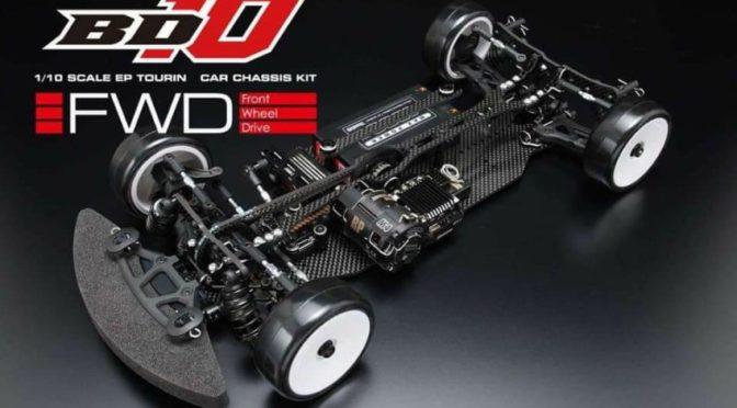 Yokomo präsentiert den BD10F Competition FWD