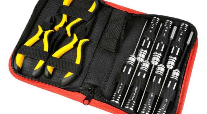 Rockamp – Werkzeugset mit Tasche