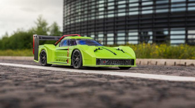 ARRMA® VENDETTA™ 4X4 3S BLX Speed Racer RTR