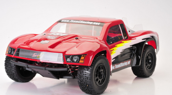 "1:10 EP Short Course ""TS2 Team Edition"" 2WD Competition KIT"