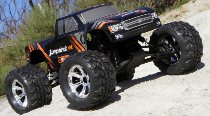 HPI Jumpshot RTR 1/10 Monstertruck