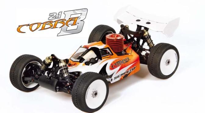 Die Schlange – Cobra Buggy 2.1 4WD 1/8 (#600014)