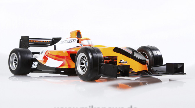 Serpent F110 Formula 1/10 EP SF2 (#410061)