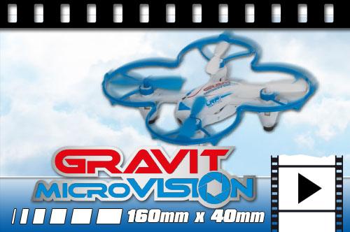 FLIEGEN & FILMEN – LRP Gravit Micro Vision