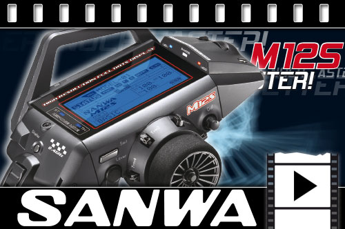 S wie schneller – Sanwa M12S