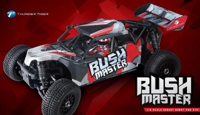 BUSHMASTER 1:8 Brushless 4WD Desert-Terra-RACE-Buggy