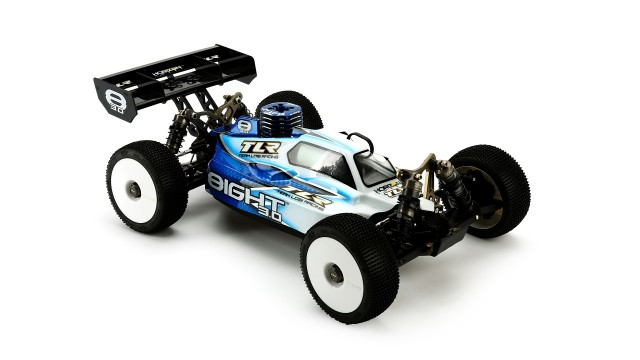 8IGHT 3.0 1/8 4WD Buggy Kit von TLR