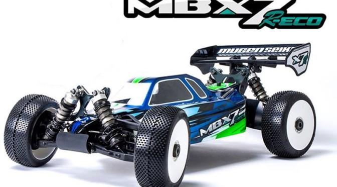 Der Europameister – Mugen Seiki MBX7R Eco