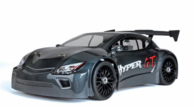 Hobao Hyper GT 1:8 als Elektro- und Verbrennerversion – Graupner News