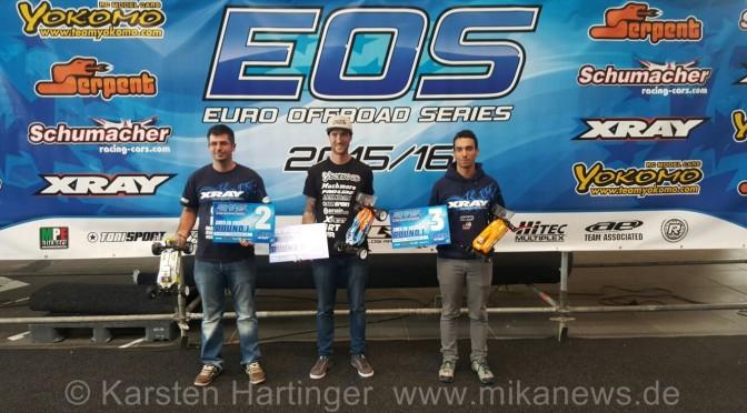 Lee Martin gewinnt auch 4WD beim EOS am Nürburgring