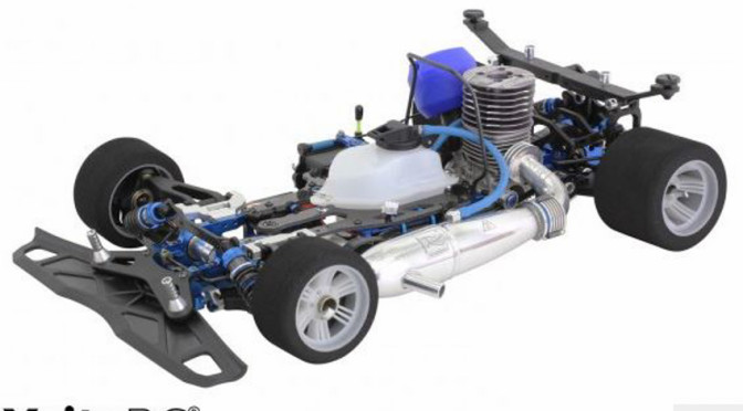 "Sonderaktion – KM K8 ""Killer Eight"" GP On-Road Wettbewerbsfahrzeug 4WD M1:8"