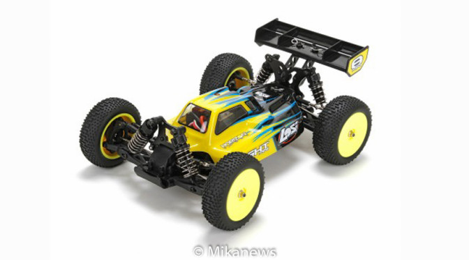 Mini 8IGHT 1/14 4WD Buggy RTR mit AVC-Technologie von Losi