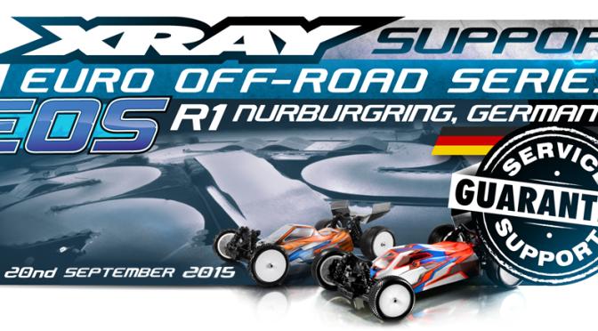 Lee Martin gewinnt den EOS Lauf 1 auf dem Nürburgring