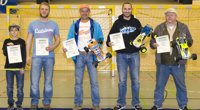 Berlin-Brandenburg Offroad Masters 2015 – 2.Rennen – Endergebnis