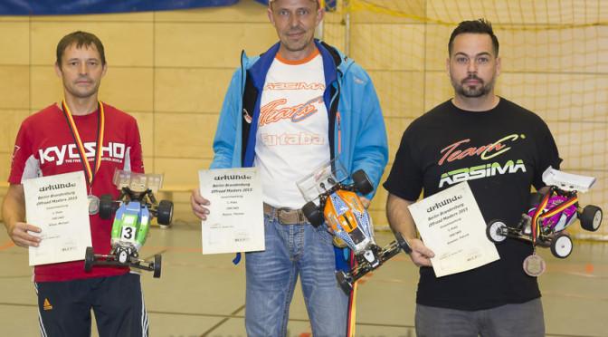 Berlin-Brandenburg Hallen Offroad Masters 2015 – Die Gewinner und Fahrzeuge