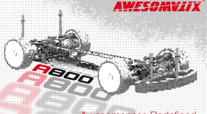 Awesomatix A800 – Bald ist es soweit