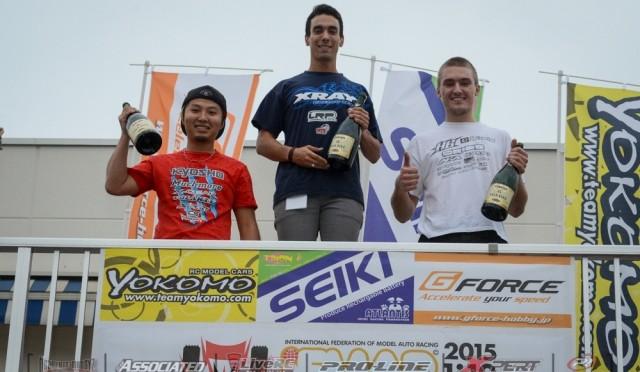 BRUNO COELHO ist Weltmeister – IFMAR-WM 4WD IN JAPAN