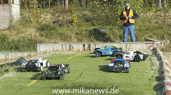 Losi Big Scale Masters 2015 beim RC-Offroad Staaken