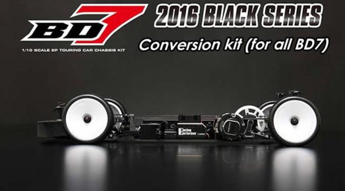 Yokomo BD7-2016 Conversion Kit (für alle BD7)