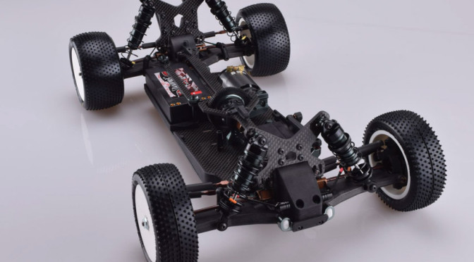 CARISMA 4XS 1/10 COMPETITION 4WD ELECTRIC BUGGY KIT