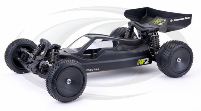 SCHUMACHER RACING COUGAR KF2  1:10 2WD BUGGY – KIT K155