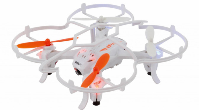 Rocket 125 3D – 4 Kanal RTF Quadrocopter mit 2 MP Kamera