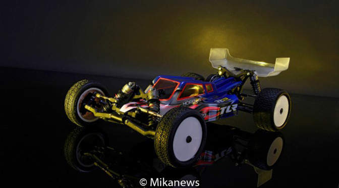 22 3.0 1/10 2WD Buggy Race Kit von TLR