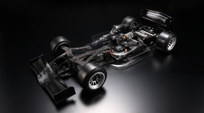 Neuer Yokomo YR-10 Formula Version ETS