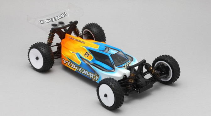 "Coming Soon – Yokomo YZ-4 ""Europa Edition"" 4WD-Buggy"